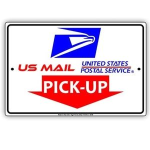 NOTIFICATION: USPS pickup